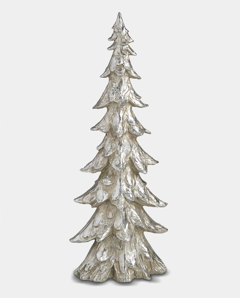 Large silver tree