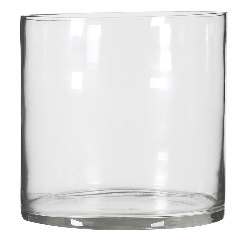 large glass vase