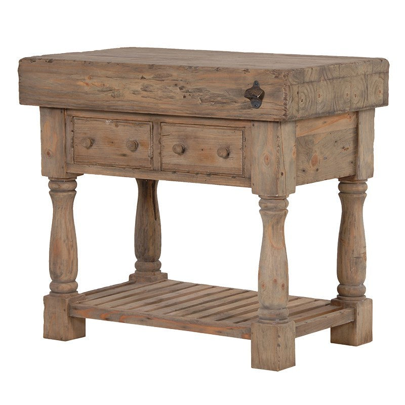Reclaimed Butchers Block