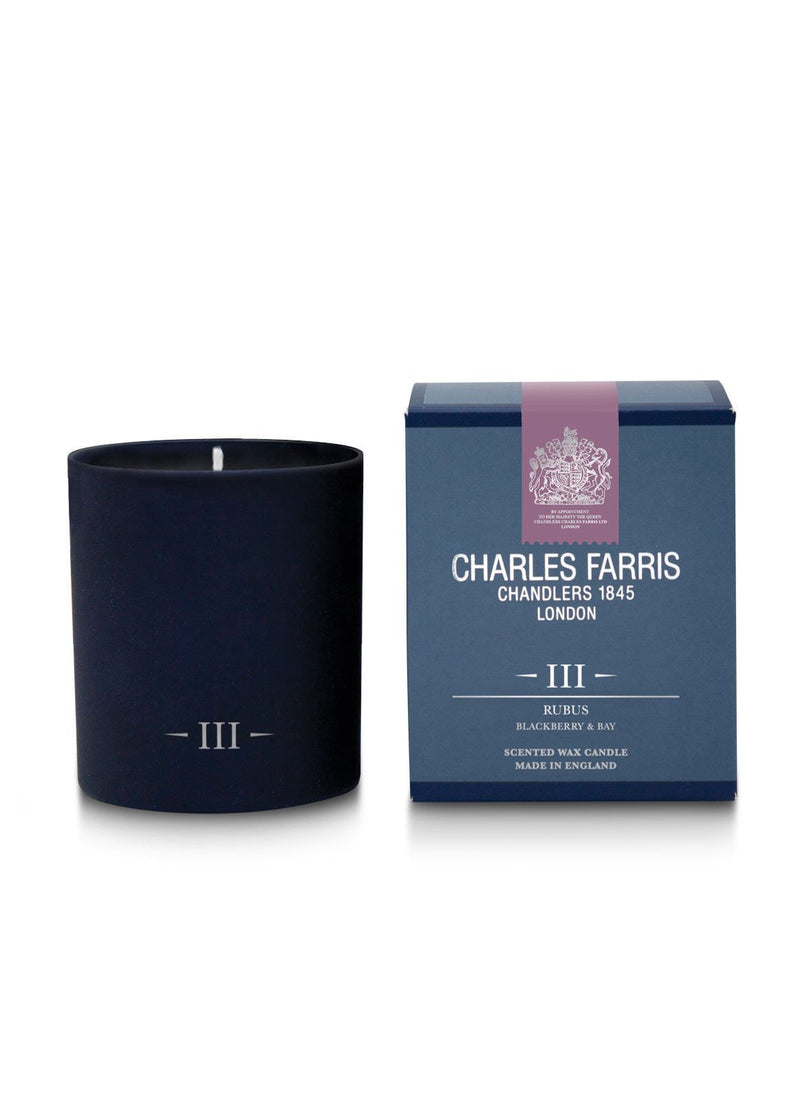 Charles Farris Rubus Signature Scented Candle