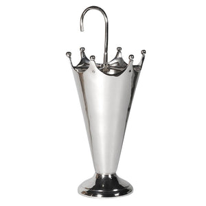 Nickel Umbrella Stand