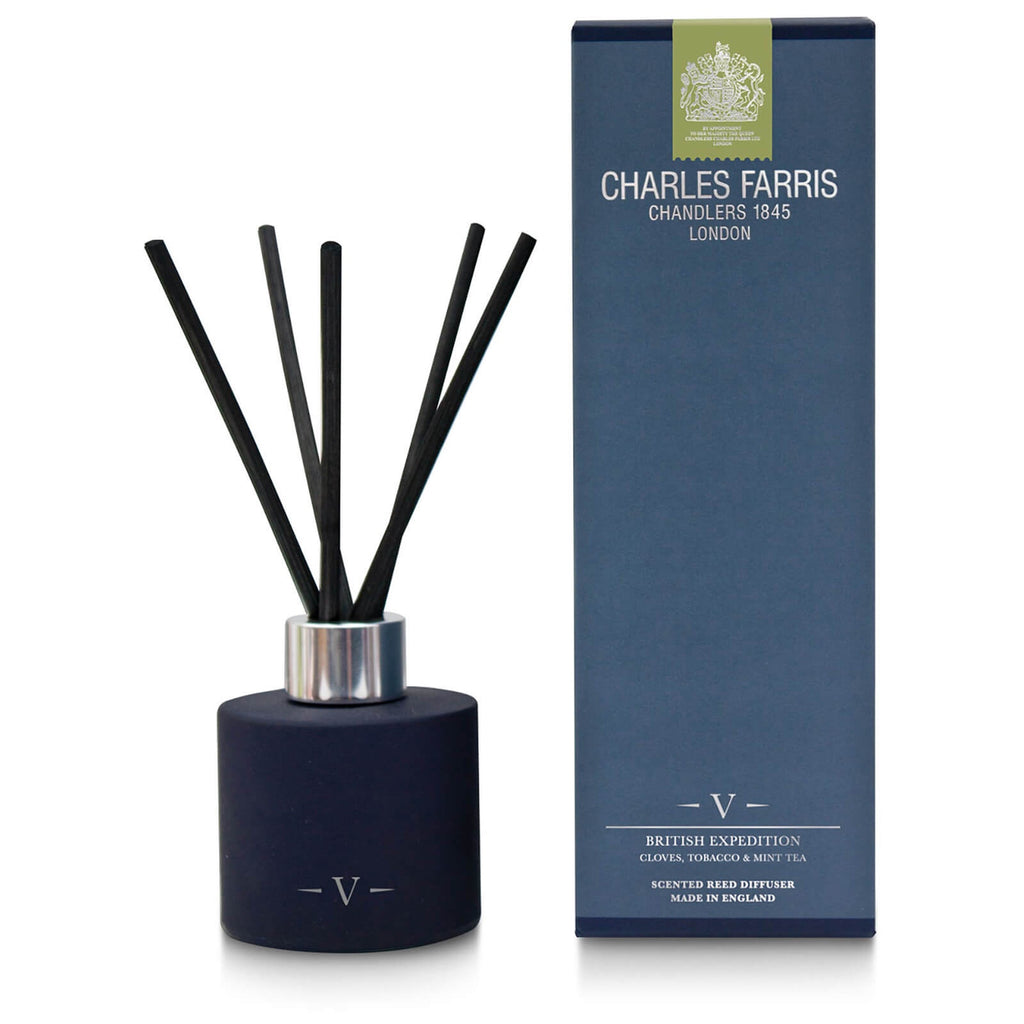 Charles Farris British Expedition Diffuser