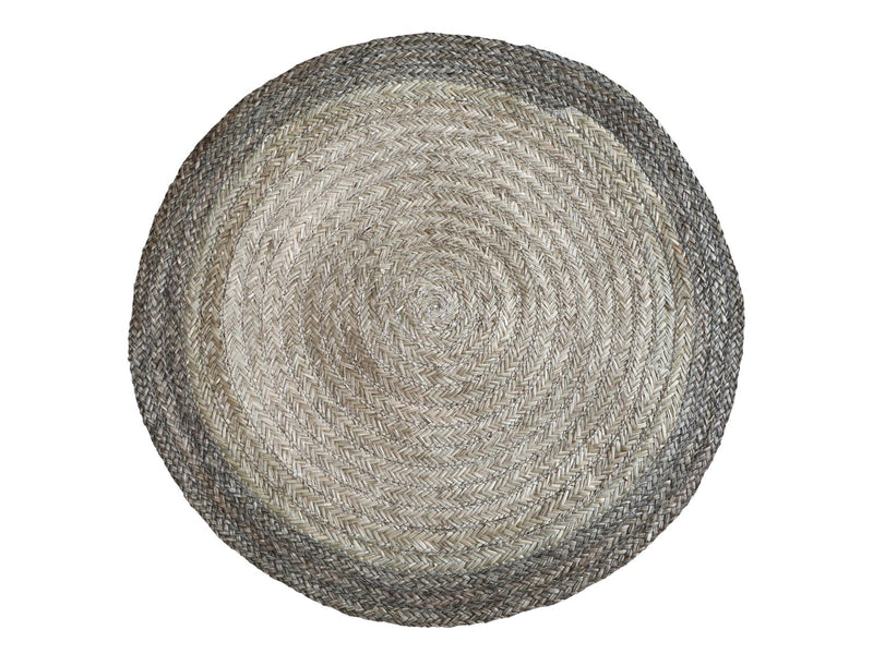 Braided Seagrass Rug