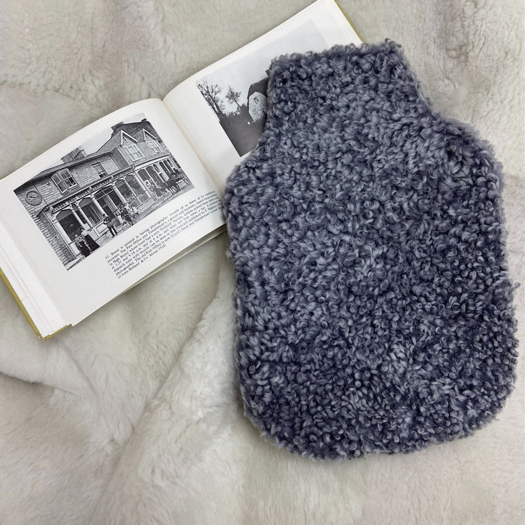 Swedish Sheepskin Hot Water Bottle