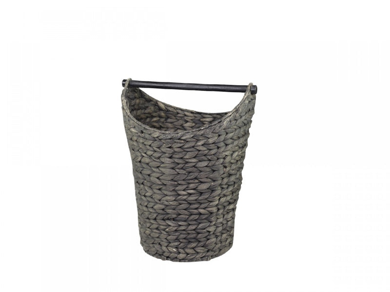 Basket With Paper Holder