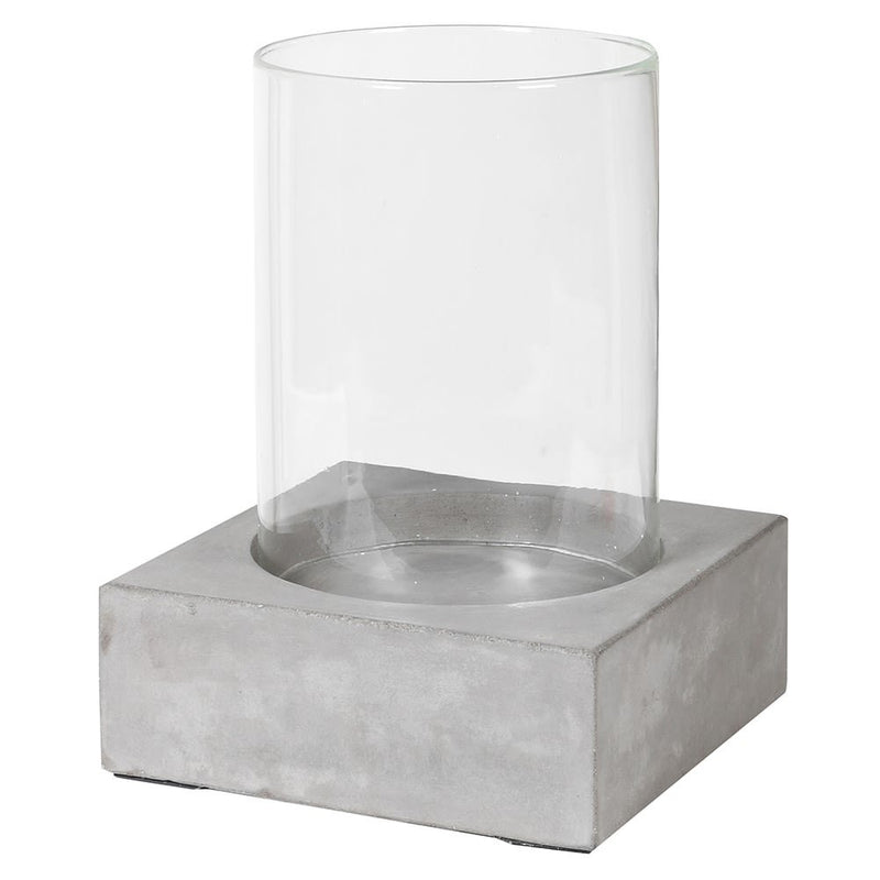 Sqaure Concrete Base Hurricane
