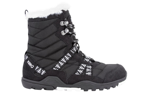 Xero Shoes Alpine Snow Boot (Damen) - black