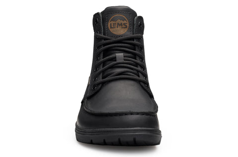 Lems Waterproof Boulder Boot - shadow