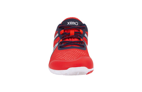 Xero Shoes HFS (Herren) - crimson navy