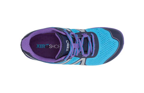Xero Shoes HFS (Damen) - atoll blue
