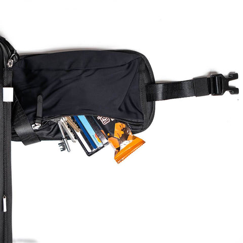 IAMRUNBOX Backpack Pro 2.0 - orange/schwarz