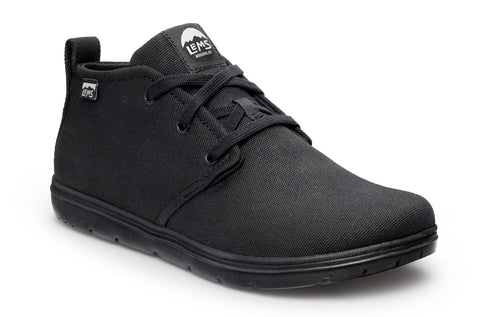 Lems Chukka Canvas - blackout