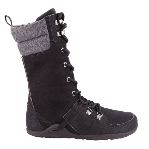 Xero Shoes Mika Winterstiefel - black