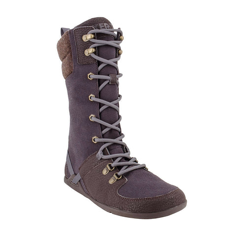 Xero Shoes Mika Winterstiefel - chocolate plum