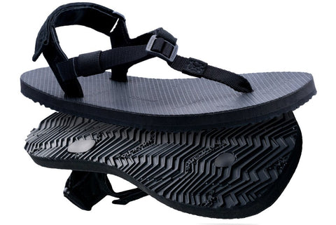 Shamma Sandals Mountain Goats mit UltraGrip Fußbett