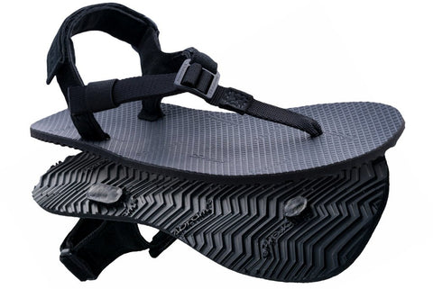 Shamma Sandals Warriors mit UltraGrip Fußbett