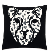 JAIPUR GARDENS LEOPARDI OUTDOOR THROW PILLOW