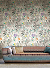 MISSONI DREAMLAND WALLPAPER