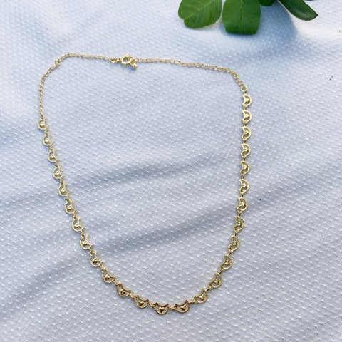 Chocker Wave Dourado