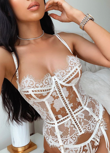 BELLE SET- WHITE