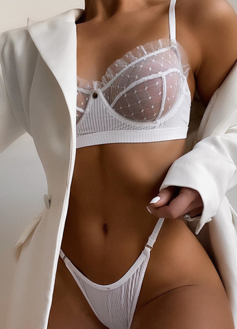 BELLA SET- WHITE