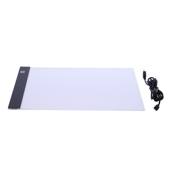 Tablette graphique lumineuse Ultra plate