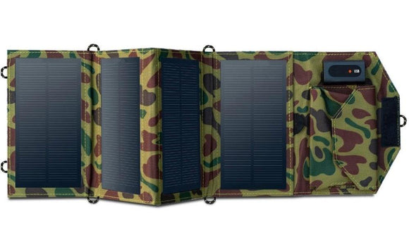 Panneau Solaire Nomade 8 Watts