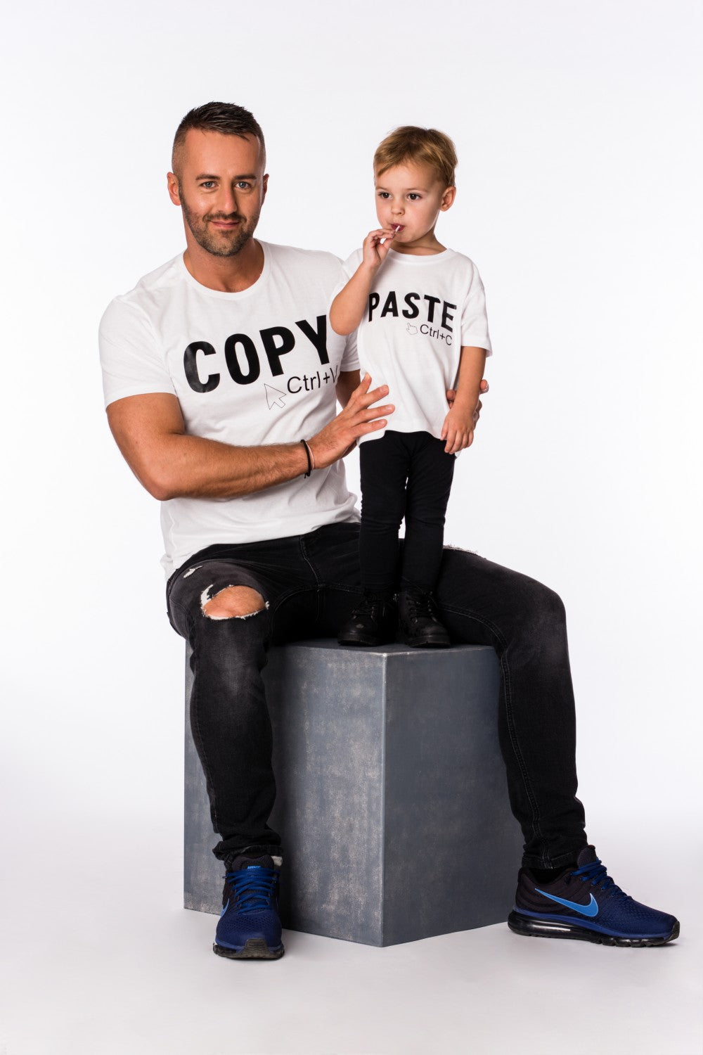 The Copy Paste T-shirt Collection