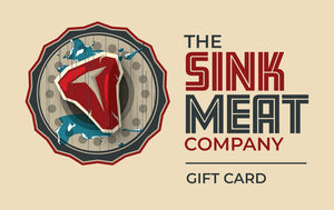 The SinkMeat Company Gift Card