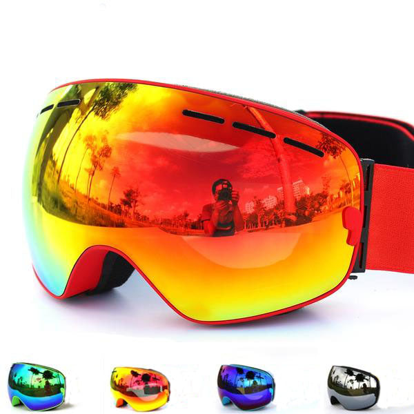 New Men and  Women Ski/Snowboard Goggles