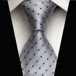 Men Formal Business Silk Necktie