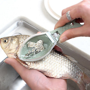 Fish Cleaning Utensil