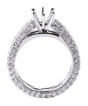 2.31ct Solitaire Diamond Setting
