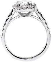 GIA 1.15ct VS2 Engagement Ring