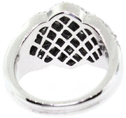 18k White Gold 2.00ct Cocktail Ring