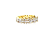 3.00ct 18k Yellow Gold eternity band