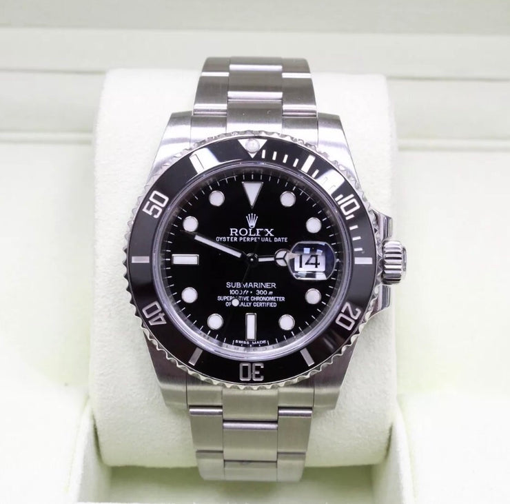 Rolex 116610 Ceramic Submariner