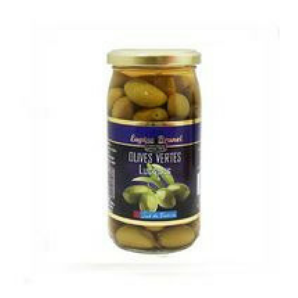 Brunel Lucques Olives 7 oz. (200g)-Brunel-French-Grocery-store
