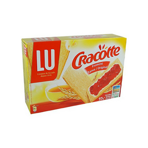 LU Cracotte French Wheat Slices 8.8 oz. (250g)-Lu-French-Grocery-store
