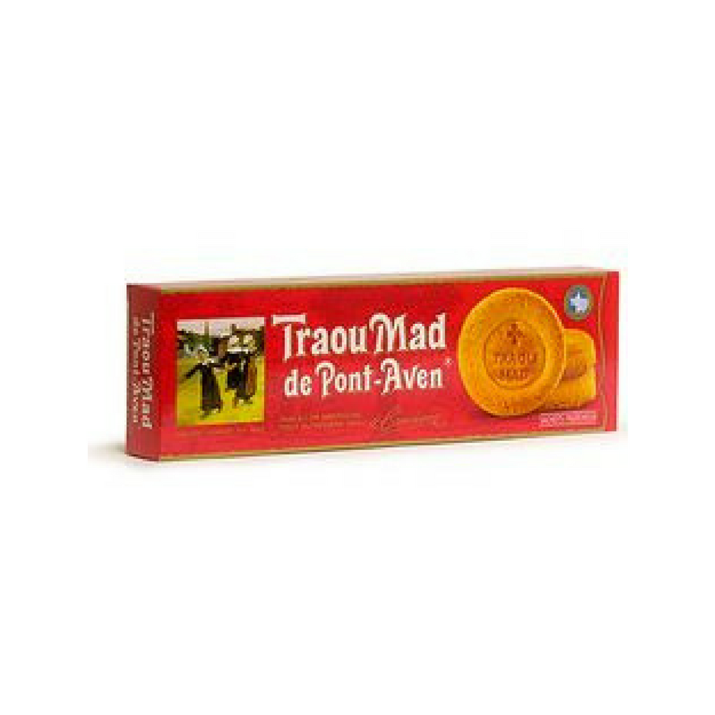 French Butter Cookies Breton Palets by Traou Mad 3.5 oz-Traou Mad-French-Grocery-store