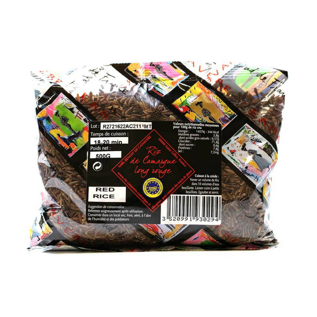Benoit French Red Rice from Camargue 17.6 oz Best Price-Benoit-French-Grocery-store