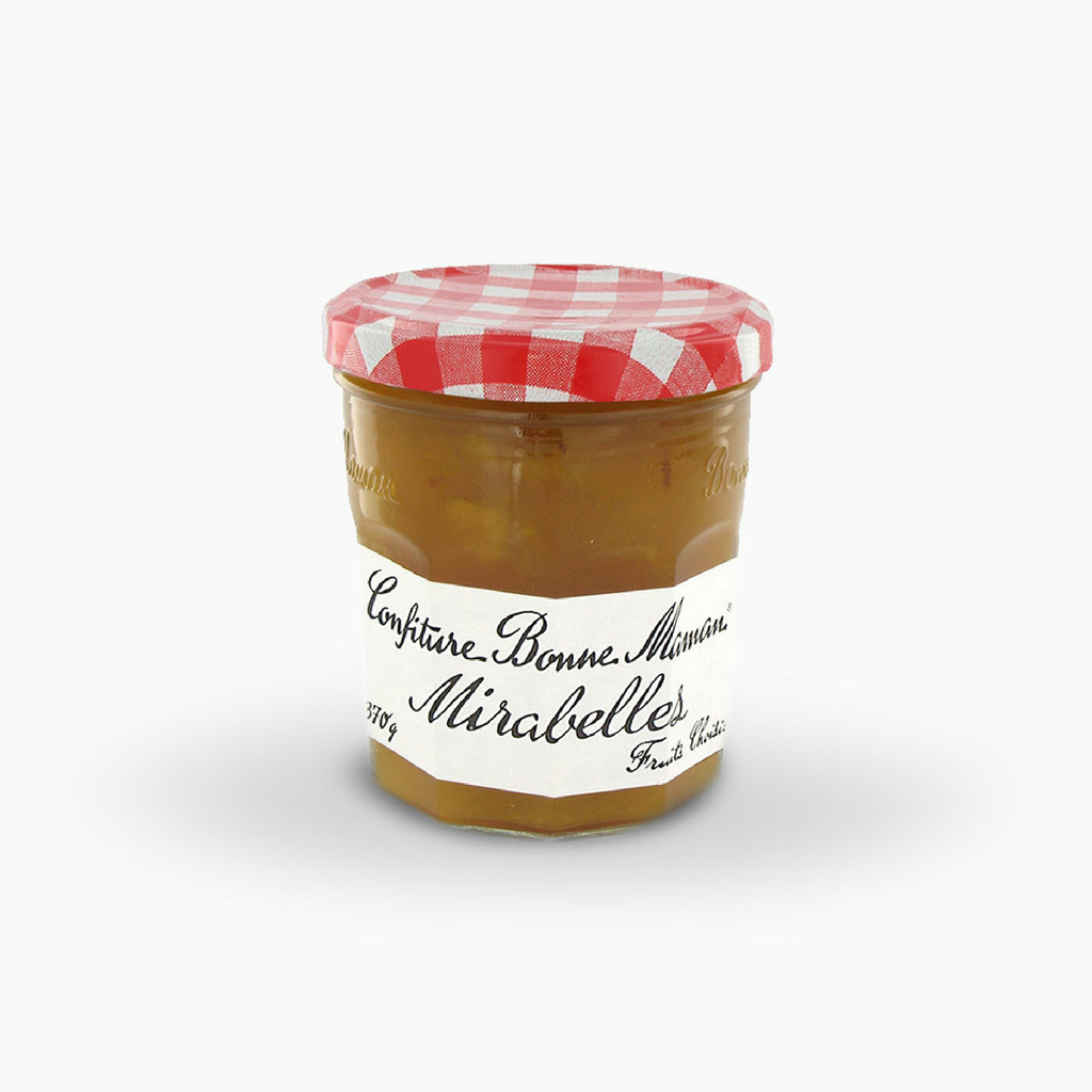 Bonne Maman Mirabelle Golden Plum Jam from France 13 oz. (370 g) Best Price-Bonne Maman-French-Grocery-store
