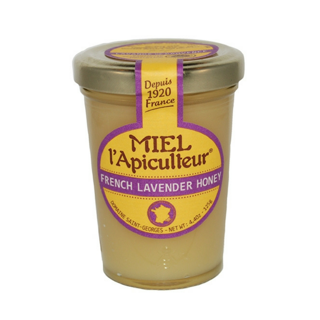 Bernard Michaud Lavender Honey from Provence 4.4 oz. (125g)-Bernard Michaud-French-Grocery-store
