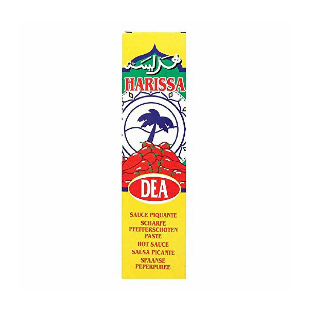 Dea Harissa Hot Sauce 4.2 oz-Dea-French-Grocery-store