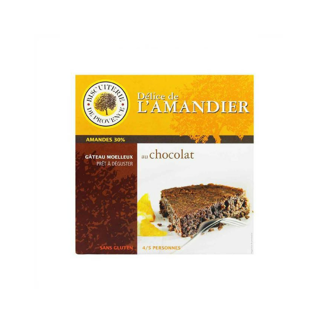 Biscuiterie de Provence Gluten Free Almond Chocolate Cake 7.9 oz-Biscuiterie de Provence-French-Grocery-store