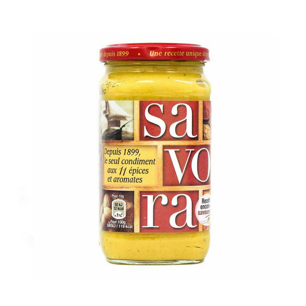 Amora French 11-Spice Savora Condiment 13.6 oz-Amora-Le Tablier Bleu | Online French Supermaket
