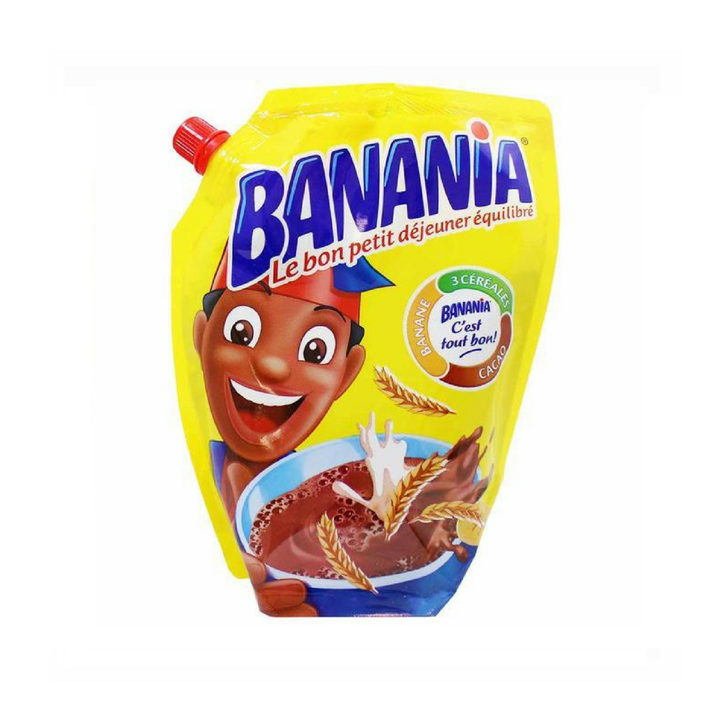 Banania Breakfast Chocolate Drink Mix 14.1 oz. (400g)-Banania-Le Tablier Bleu | Online French Supermaket