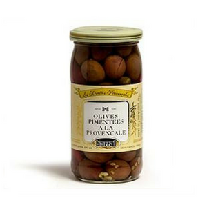 Barral · Spicy Provençal olive mix · 200g (7 oz)-FRENCH ÉPICERIE-Barral-Le Tablier Bleu | Online French Supermaket