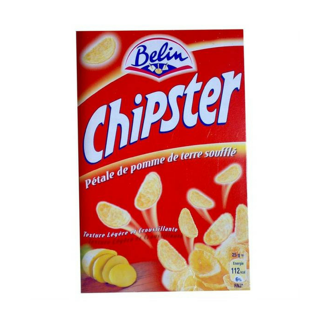 Belin Chipste - French Potato Chips-FRENCH ÉPICERIE-Curly-Le Tablier Bleu | Online French Supermaket