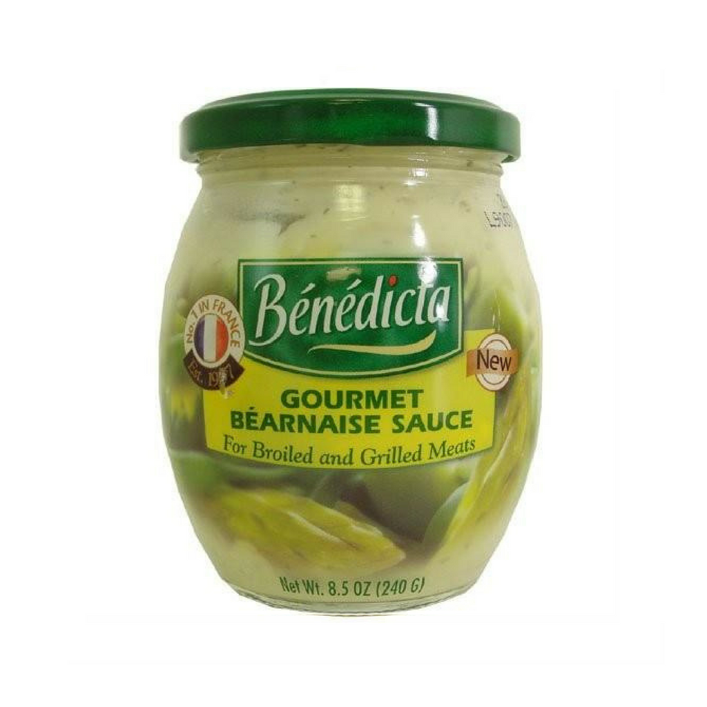 Bénédicta Béarnaise French Sauce - Sauce Bearnaise-FRENCH ÉPICERIE-Benedicta-Le Tablier Bleu | Online French Supermaket